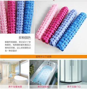 Fashion PVC Bathroom Mat Manufactory Selling PVC Bathmat A03 pictures & photos