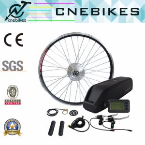 Waterproof Electric Bike Hub Motor Kit 36V 250W with Battery, LCD Display pictures & photos