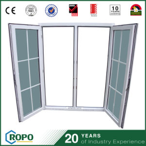 UPVC Door Window Green Laminated Glass pictures & photos