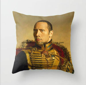 Cushion, Cushion Cover, Back Pillow Made of Microfiber Polyester Suede Fabric pictures & photos