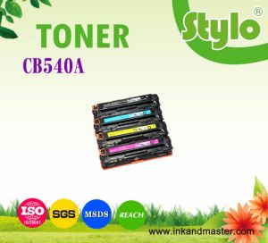 Toner Cartridge CB540A for HP Laserjet Printer pictures & photos