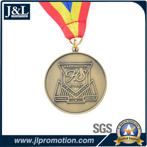 Customer Design 3D Metal Medal with Good Price pictures & photos