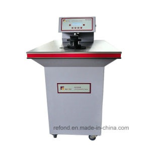 Standard Fabric Air Permeability Tester pictures & photos