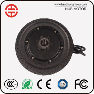 8inch 12V Electric Brushless DC Hub Motor for Skateboard Scooter pictures & photos