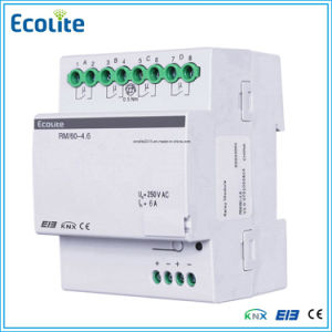 Knx Eib 4 Folds 6A Relay Module pictures & photos