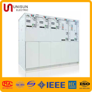 Sf6 Insulated Metal Enclosed Switchgear pictures & photos