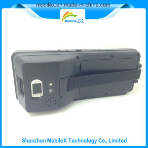 E-Payment with Credit Card Reader, Barcode Scanner, 4G pictures & photos