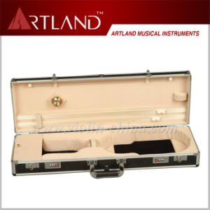 Metal Alloy Violin Case (SVC409) pictures & photos