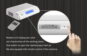 portable Air Purifier 518 with Ozone and Timing Control for Car pictures & photos