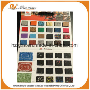 En71 Approved Sport Rubber Mats Rubber Rolls Flooring pictures & photos