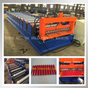 Roofing Corrugated Panel Forming Machinery pictures & photos