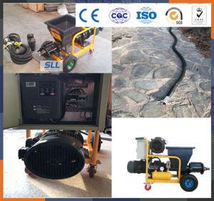 Plastering Machine Mortar Spraying Machine pictures & photos