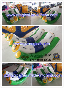 Kids Inflatable Water Seesaw Games Inflatable Totter Inflatable Water Sport Games (MIC-576) pictures & photos