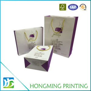 Custom Logo Printed Cheap Paper Gift Bag pictures & photos