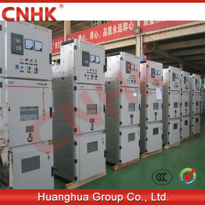Kyn28A-12 Mv Withdrawable Metal-Clad Switchgear with Vcb pictures & photos
