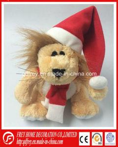Ce Supplier of Plush Toy for Baby Gift Lion pictures & photos