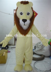 Childen or Adult Lion Animal Mascot Costume pictures & photos
