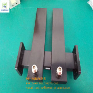 Hexu Microwave Satellite Telecommunication Wr187 40dB Waveguide Coupler pictures & photos