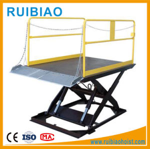 2500kg Heavy Duty Stationary Hydraulic Electric Garage Car Lift pictures & photos