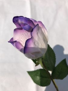 Artifical Rose Bud Flowers Real Touch Fake Flowers for Home Wedding Decoration pictures & photos