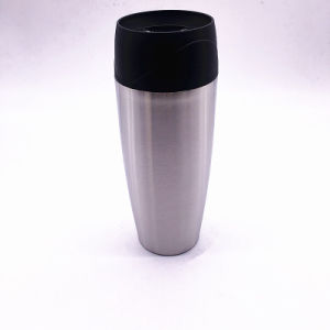 New Design Insulated Stainless Steel Vacuum Lid Travel Coffee Mug (SH-SC64) pictures & photos