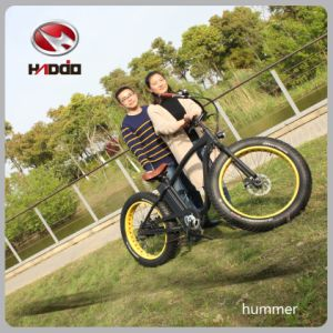 26′′rear Motor Hummer E-Bike Fat Tire Electric Beach Cruiser pictures & photos