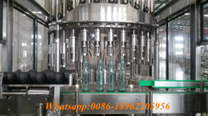 Glass Wine and Soy Sauce Filling Machine pictures & photos