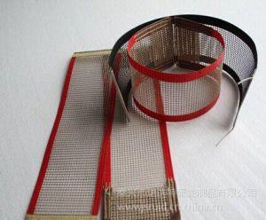 Teflon Coated Fiberglass Open Mesh Conveyor Belt pictures & photos
