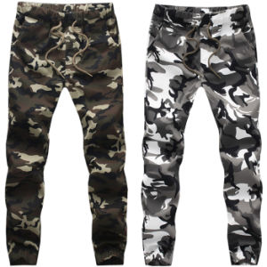 OEM Men Print Pants Camouflage Jogger Cotton Pants pictures & photos