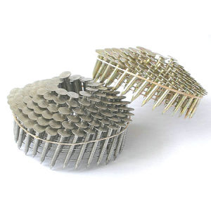 Galvanized Pneumatic Roofing Nails for Roofing pictures & photos