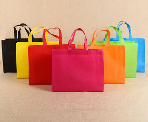 Nonwoven Shopping Distribute Gift Bag pictures & photos