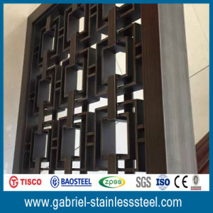 Interior Malaysia Style Stainless Steel Curtain Room Divider pictures & photos
