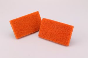 New Design Excellent Quality Customised Sponge Scouring Brush pictures & photos