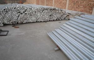 Factory Sale 7075 T6 Aluminum Bar / Rods Prices pictures & photos