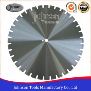 600mm Diamond Road Saw Blade for Reinforced Concrete and Asphalt Cutting pictures & photos