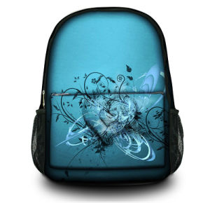 Canvas Backpack Galaxy School Bags Girls Rucksack Support DIY Picture pictures & photos