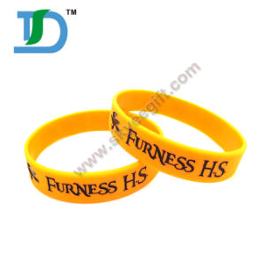 Hot Sales Fashion Design Silicone Wristbands pictures & photos