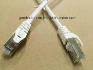 CAT6 Cat5e Cat7 Plenum Ethernet Network Patch Cable pictures & photos