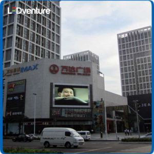 IP65 Waterproof Full Color Outdoor LED Display for Advertising pictures & photos