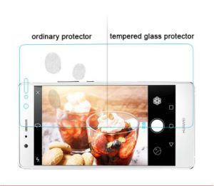 2.5D Curved Edge High Transparent Tempered Glass Protective Film for Huawei P9 Lite with Cheap Price pictures & photos