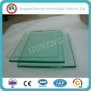 5mm Temperable Clear Float Glass with ISO Certificate pictures & photos