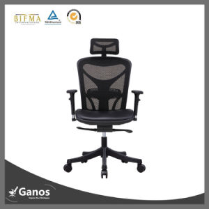 2016 New Hot Sale Bright Rich Real Leather Executive Chair Staff Chair pictures & photos