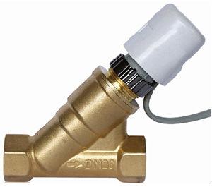 Plumbing Hydraulic Water Balancing Valve (HTW-71-DV) pictures & photos