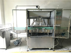 Top Grade Fully Automatic Liquid Filling Machine pictures & photos