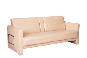 Popular Contemporary Leather Office Sofa (HT830F) pictures & photos