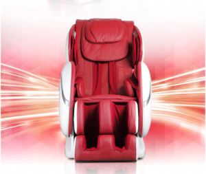 Luxury 4D L Shape Full Body Massage Chair pictures & photos
