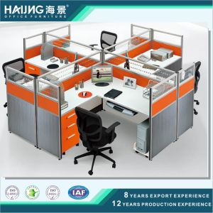 Best Quality Office Computer Desk Partition Office Workstation pictures & photos