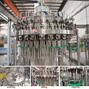 Carbonated Soft Drinks Filling Machine Line pictures & photos