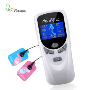 Relax Medic Digital Electric Health Care Meridian Body Massager pictures & photos