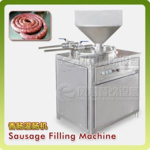 2017 Hot Sale Automatic Commercial Sausage Filler / Stuffer, Ham Sausage Filling Machine pictures & photos